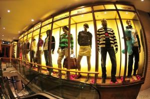 vetrina boutique