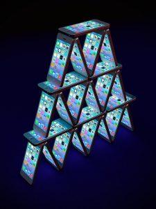 piramide smartphone