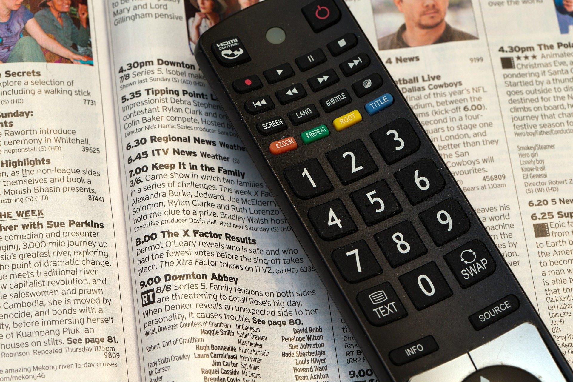 Guardare film in TV