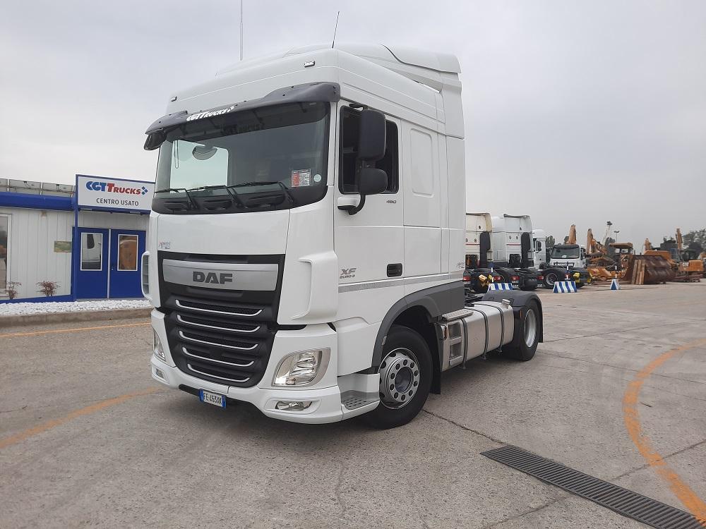 Daf camion: caratteristiche e vantaggi dei giganti della strada
